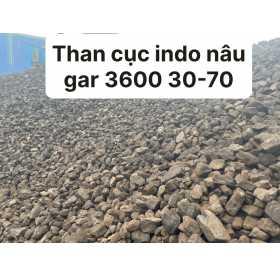 Than cục indo nâu gar 3600 30-70mm